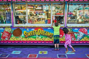 A Youngster's Sweet Dreams Fulfilled