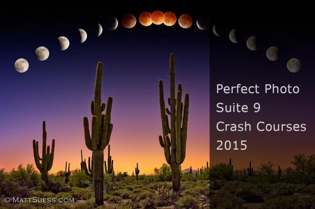 2015 Perfect Photo Suite 9 Crash Courses