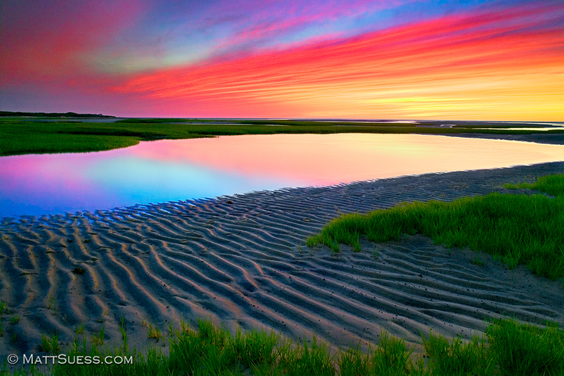 Best Cape Cod Beaches For Sunsets