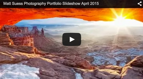 2015 Portfolio Video Slideshow