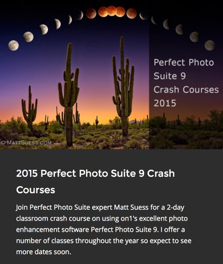 2015 PPS Crash Course promo