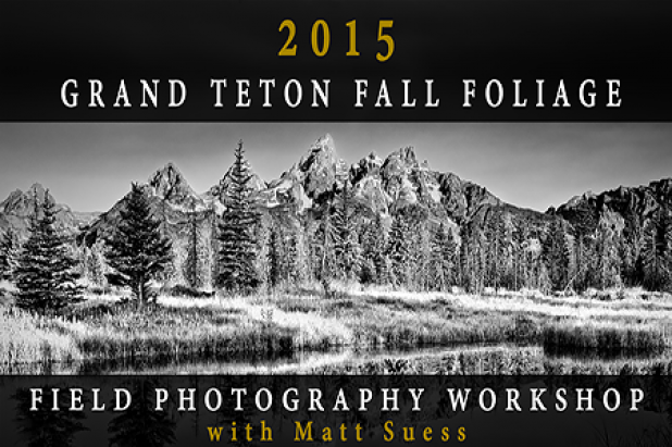 2015 Grand Teton National Park Fall Foliage Field Photography Workshop