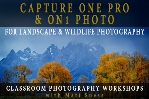 Capture One Pro & ON1 Photo 10 Two-Day Class