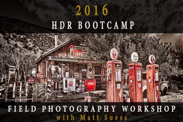 2016 HDR BootCamp Santa Fe