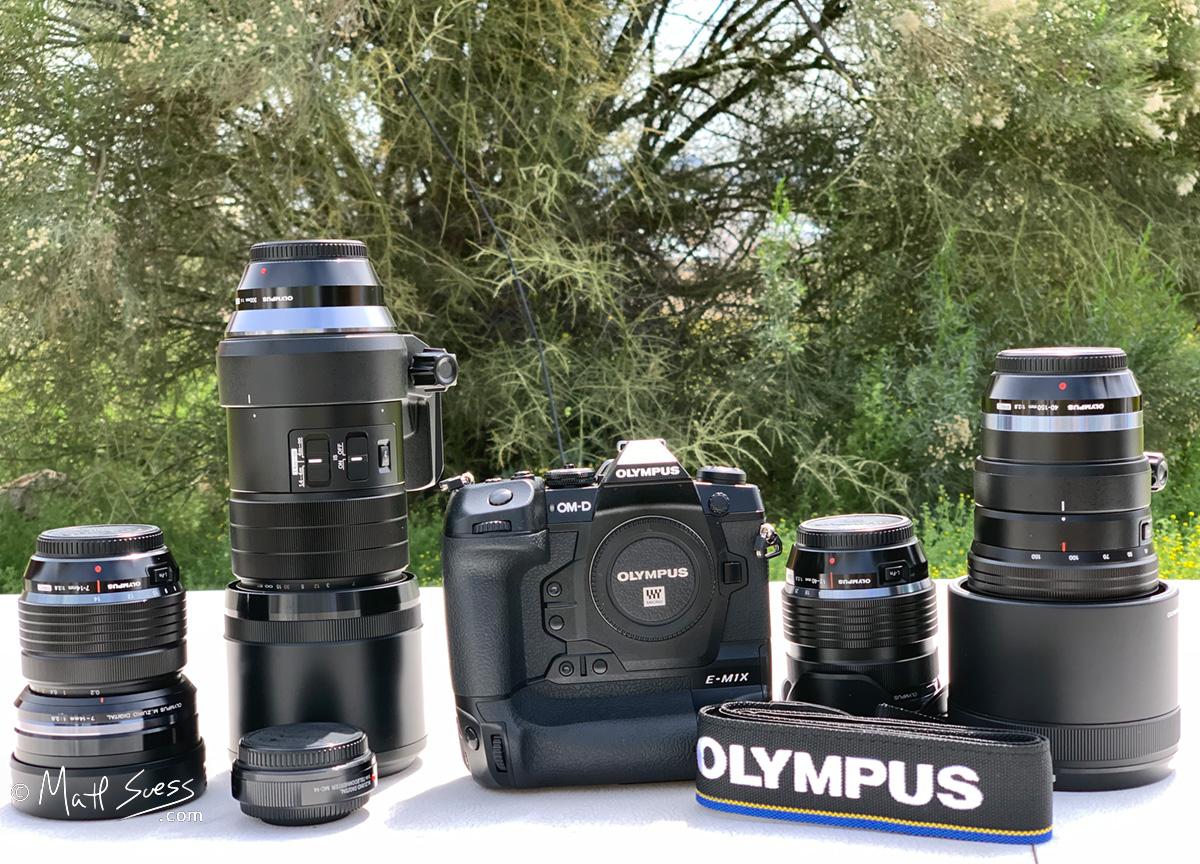 olympus-gear